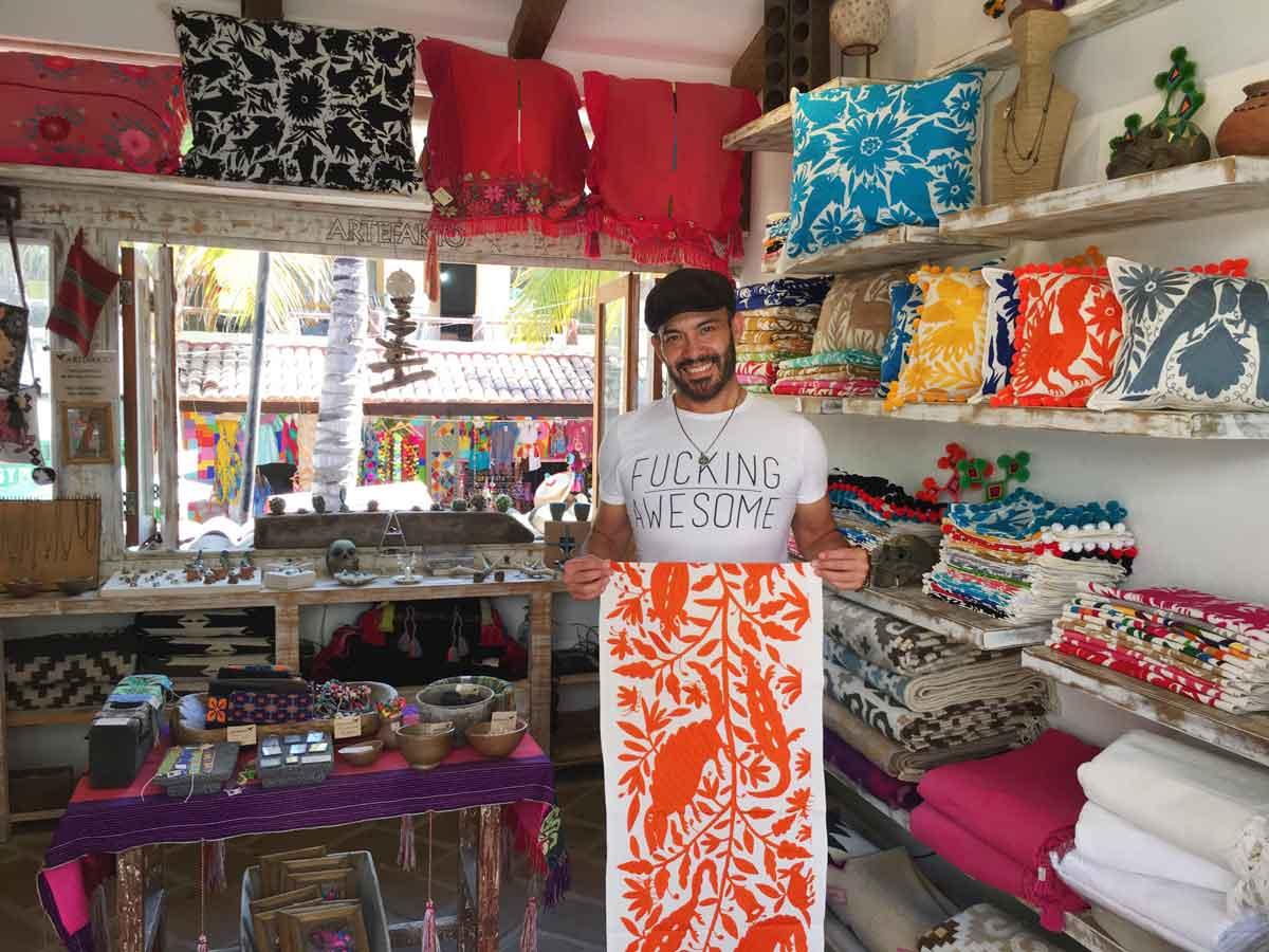Artefakto Sayulita shops