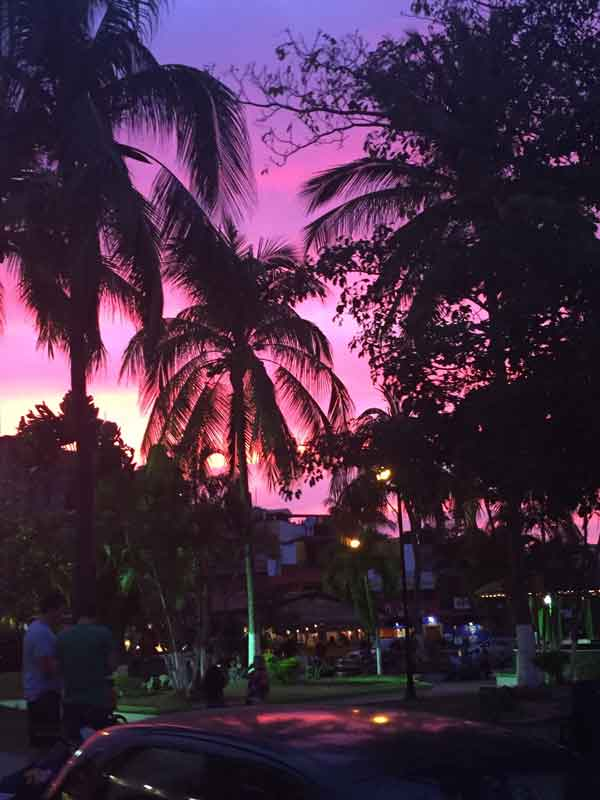 sayulita travel guide sunset