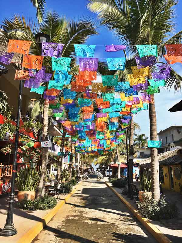 sayulita town center