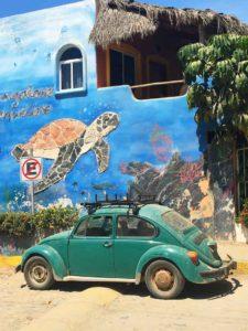 mural sayulita volkswagen