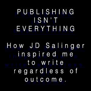 publishing isn't everything pinterest