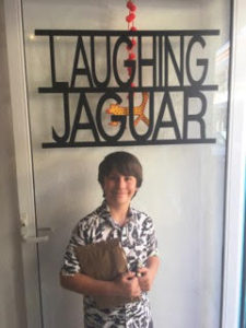 laughing jaguar sayulita shops