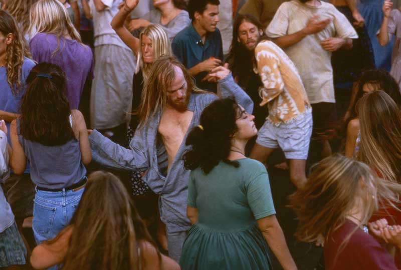 marlena dancing at a grateful dead show