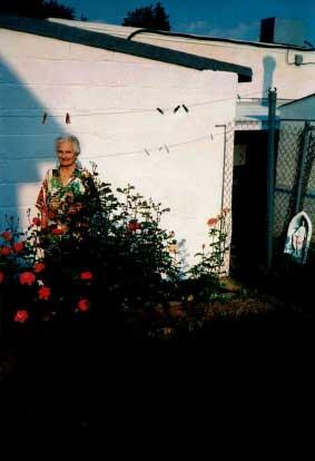 coming home grandmom