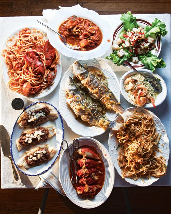 feast of the seven fishes tradition