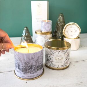 hip and humble candle
